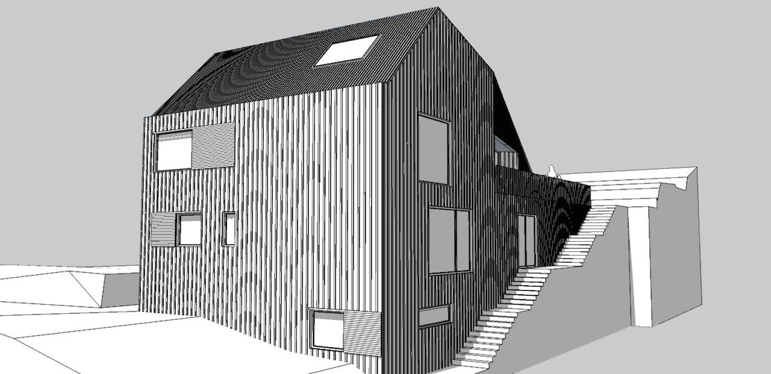 12. 3D Facade 2